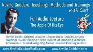 Neville-Goddard-Audio-Lecture-The-Apple-Of-His-Eye