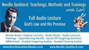Neville-Goddard-Audio-Lecture-God's-Law-and-His-Promise