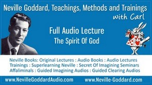 Neville-Goddard-Audio-Lecture-The-Spirit-Of-God