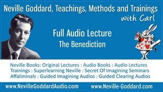 Neville-Goddard-Audio-Lecture-The-Benediction