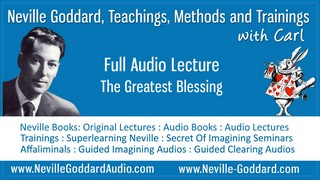 Neville-Goddard-Audio-Lecture-The-Greatest-Blessing