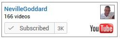 Neville Goddard YouTube