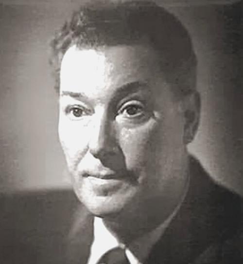 Neville Goddard portrait photo