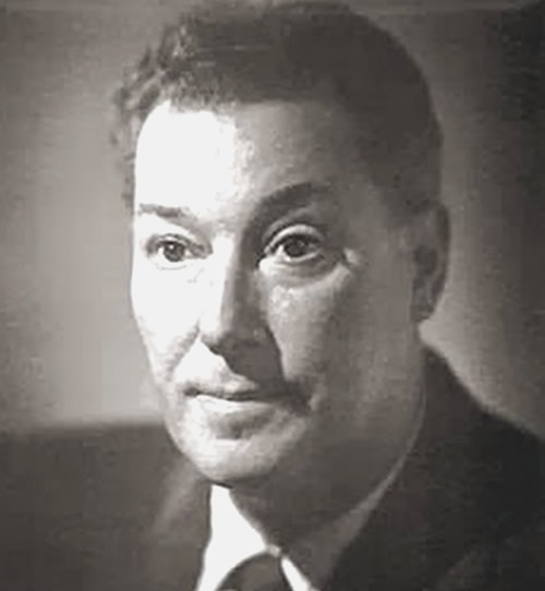 Neville Goddard portrait photo